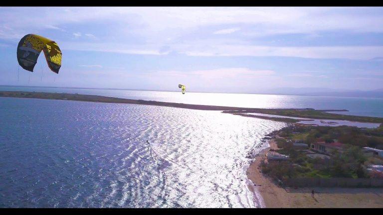 meileurs spots kitesurf pyrénées orientales