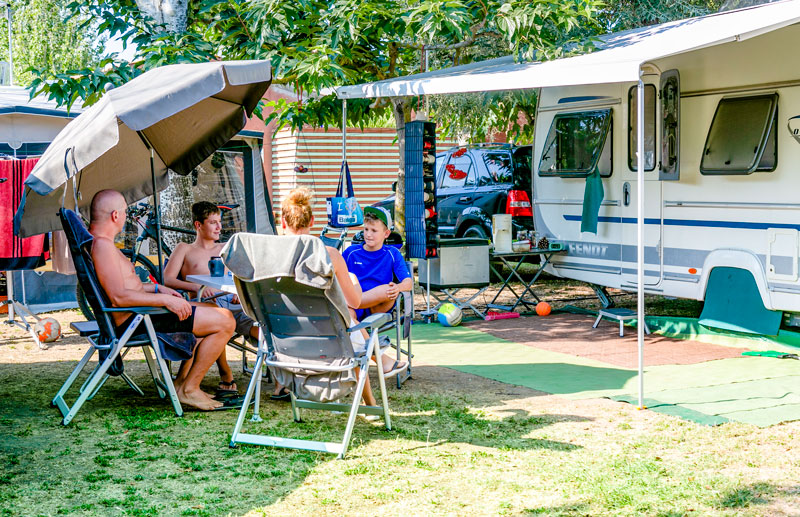 camping argeles emplacement tente